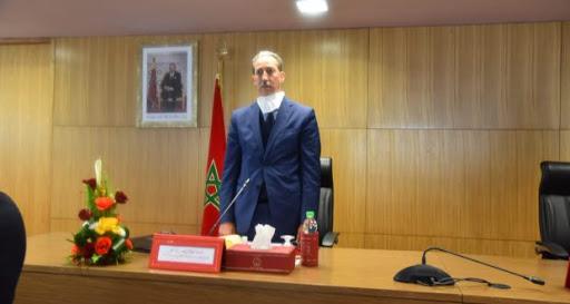 كلمة الداكي خلال اللقاء التواصلي مع المسؤولين القضائيين بمحاكم المملكة