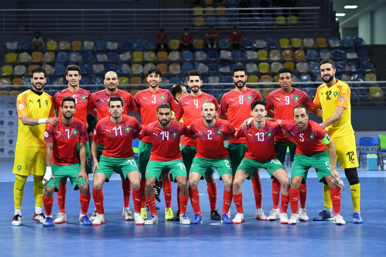 المنتخب المغربي يحتل الرتبة الـ 14 عالميا