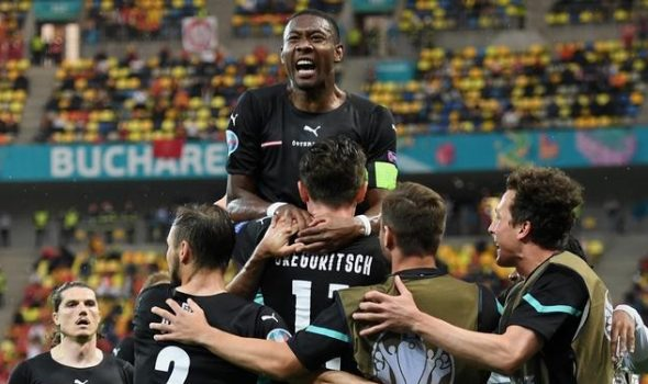 المنتخب النمساوي يفوز على نظيره المقدوني الشمالي