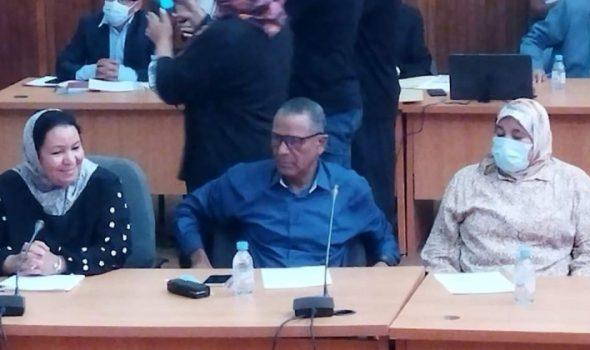 انتخاب عبد الله حينتي عن التجمع الوطني للأحرار رئيسا للمجلس الجماعي لورزازات