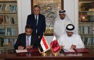 قطر ومصر توقعان بالدوحة اتفاقيات ومذكرات تفاهم لتعزيز التعاون بين البلدين