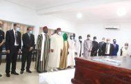 إقامة مراسم إغلاق ثوابيت جثماني السائقين المغربيين الذين قتلا في مالي