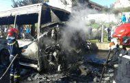 حرائق حافلات الدار البيضاء...على من تقع المسؤولية؟