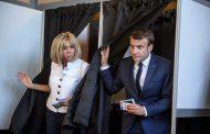 حزب ماكرون نحو فوز كاسح في الدورة الثانية من الانتخابات التشريعية الفرنسية