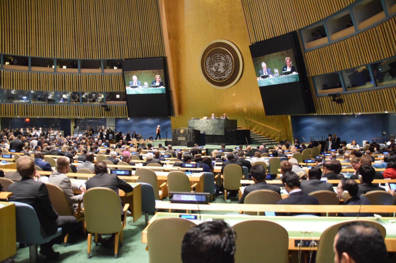 المغرب يشارك في حفل إطلاق تقرير مكتب الامم المتحدة حول الجريمة والمخدرات في الساحل