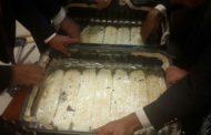 ضبط 15 كلغ من الكوكايين الخام بحقيبة فنزولي قادم من ساوباولو متجها إلى بيروت