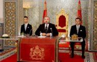 نص الخطاب السامي بمناسبة الذكرى 18 لعيد العرش