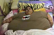 وفاة المصرية التي تزنُ نصف طن بسبب السُّمنة المفرطة