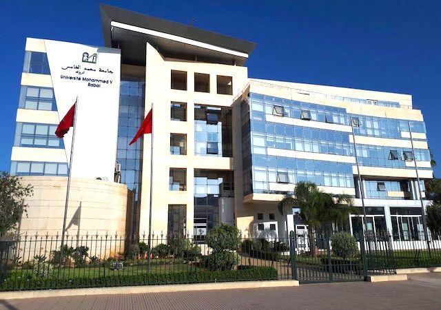 جامعة محمد الخامس بالرباط تحتل المركز الأول