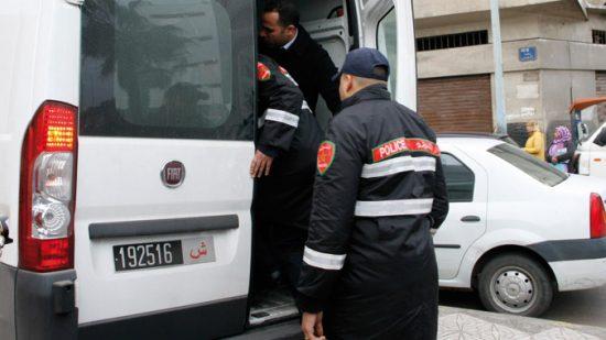 توقيف شرطي متهم بالمشاركة في النصب والاحتيال