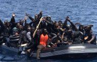إنقاذ 59 مرشحا للهجرة السرية ينحدرون من إفريقيا جنوب الصحراء