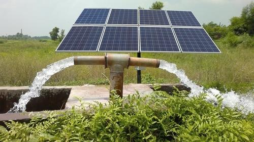 جديد استعمال الطاقة الشمسية لضخ الماء بالقطاع الفلاحي