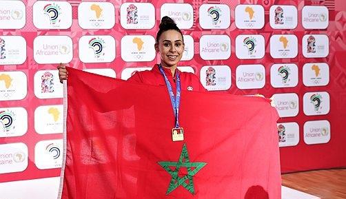 سيطرة مغربية في رياضة التايكوندو