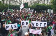الجمعة 117.. الشعب الجزائري يصر على رحيل النظام القائم