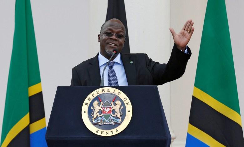فوز الرئيس جون ماغوفولي في انتخابات تنزانيا