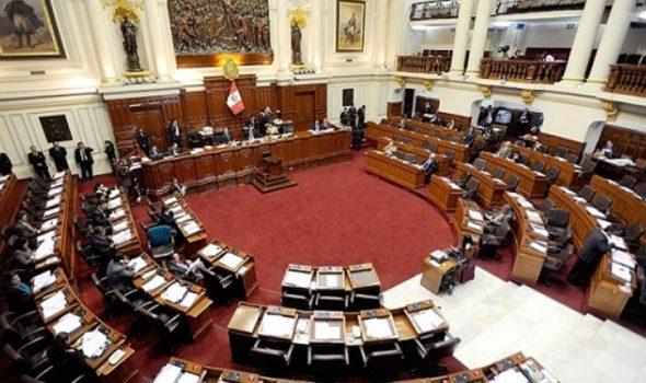 برلمان البيرو