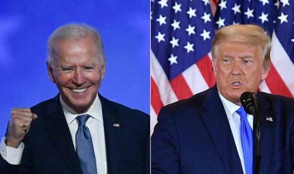 ترامب والرئيس بايدن