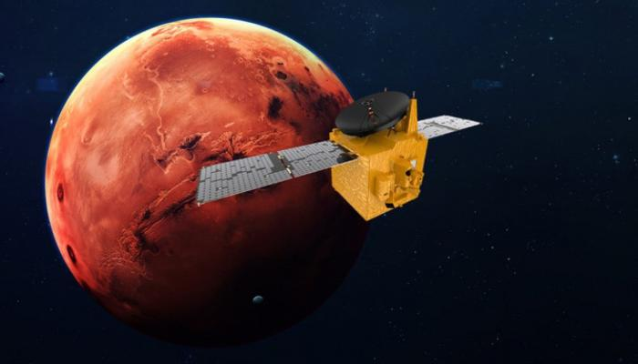 الصين تنجح في إنزال روبوت على سطح المريخ