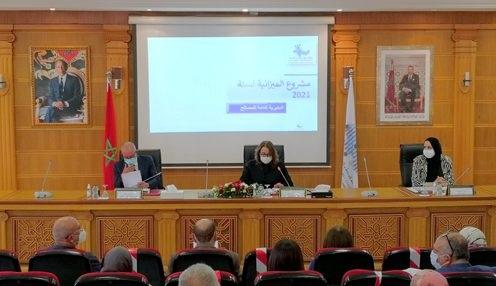 مجلس جهة طنجة-تطوان–الحسيمة يصادق على اتفاقيات