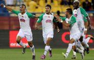 الرجاء البيضاوي يفوز على ضيفه أولمبيك خريبكة