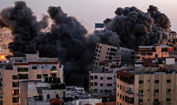 ارتفاع حصيلة القصف الإسرائيلي لغزة إلى 174 شهيدا و 1200 من الجرحى