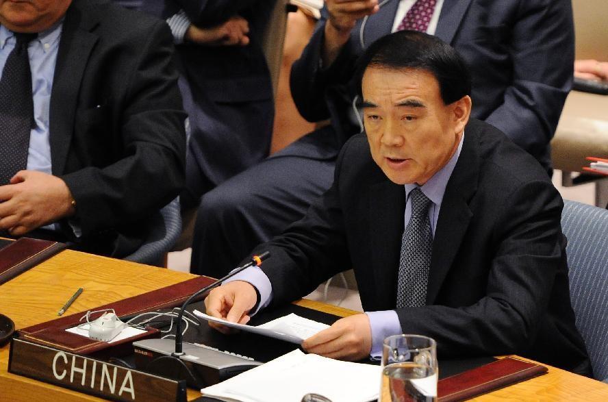 الصين تتولى رئاسة مجلس الأمن الدولي