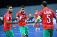 المنتخب المغربي يتعادل مع نظيره البرتغالي
