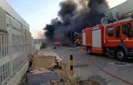 مصرع شخصين وإصابة آخر بجروح في انفجار بالمحمدية