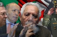 جزائري يعري ويفضح نظام من يُسميهم الشعب الجزائري: