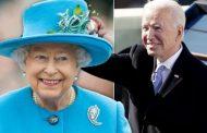 الملكة اليزابيث تستقبل بايدن في قمة مجموعة السبع