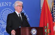توشيح السفير السابق للولايات المتحدة بالمغرب
