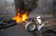 المئات يفرون من عنف العصابات في العاصمة الهايتية