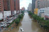 ضحايا فيضانات الصين.. 99 قتيلا