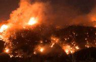 حرائق هائلة، تخرج عن السيطرة في لبنان