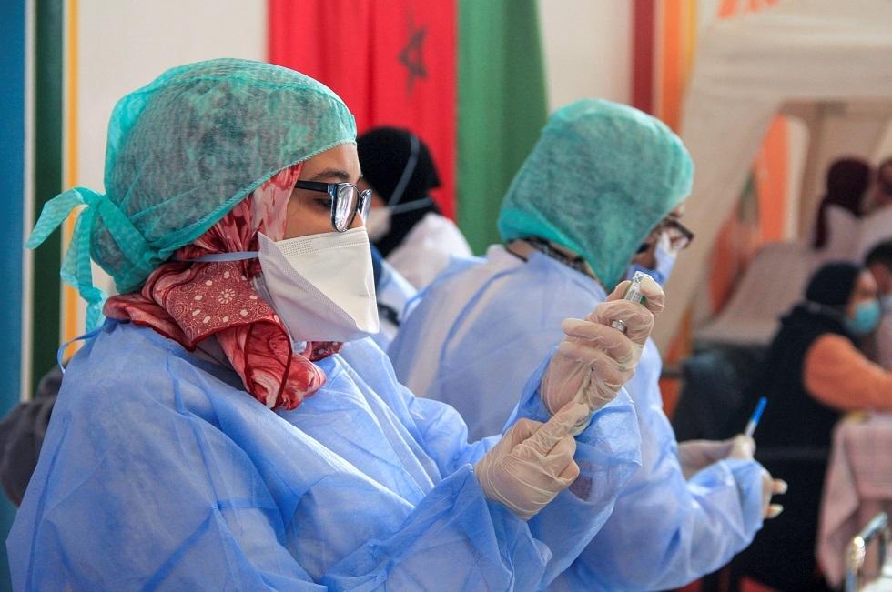 المغرب.. 1848 إصابة جديدة وأزيد من 17 مليون و764 ألف ملقح بالكامل
