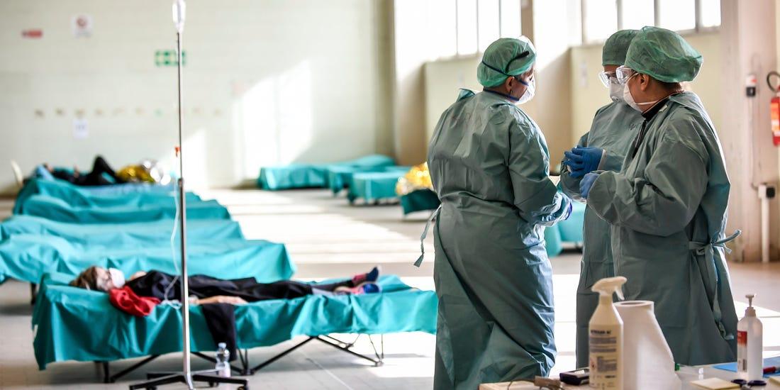 معهد صحي إيطالي: معظم المتوفين بكورونا لم يحصلوا على اللقاح