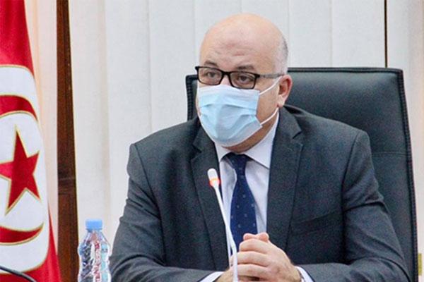 إعفاء وزير الصحة..
