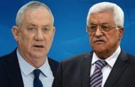 محمود عباس يلتقي وزير الدفاع الإسرائيلي