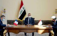 فرنسا العراق.. توقيع عقود تبلغ قيمتها 27 مليار دولار