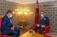 الملك يعين عزيز أخنوش رئيسا للحكومة ويكلفه بتشكيل الحكومة الجديدة